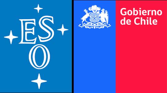 Logo Comité Mixto ESO-Chile